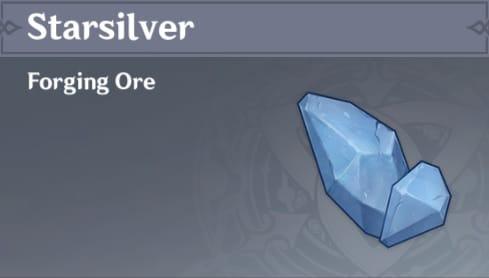 Forging Starsilver
