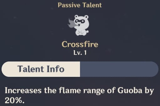 Passive Crossfire