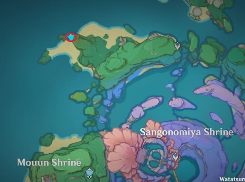 107 electroculus farthest near thunder sakura bough map