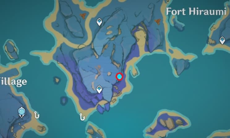 129 floating high above use thunder sakura bough map