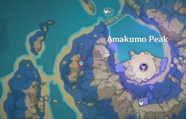 144 electroculus near thunder sakura bough map