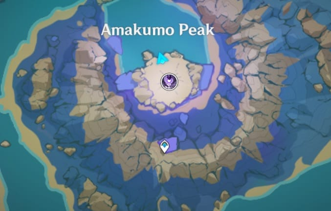 150 electroculus deep beneath amakumo peak map