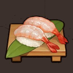 Cooking Sweet Shrimp Sushi
