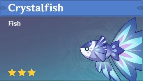 Fish Crystalfish