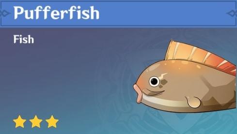 Fish Pufferfish