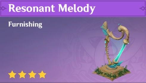 Furnishing Resonant Melody