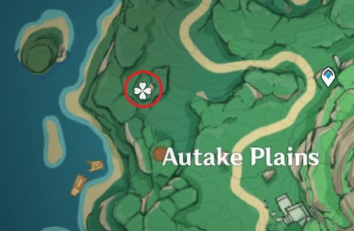 Perch in Autake Plains
